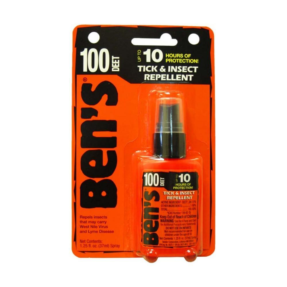 Ben's 100 Tick & Insect Repellent 1.25oz Pump