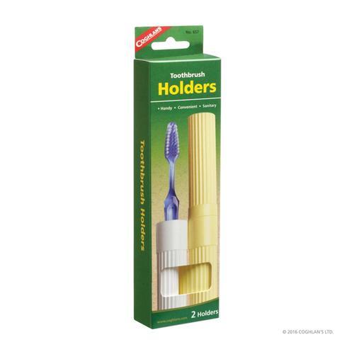 Coghlans Toothbrush Holders