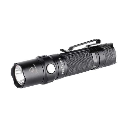 Fenix LD12 Flashlight (2017 Edition) Black