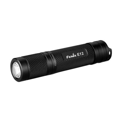 Fenix E12 Flashlight Black