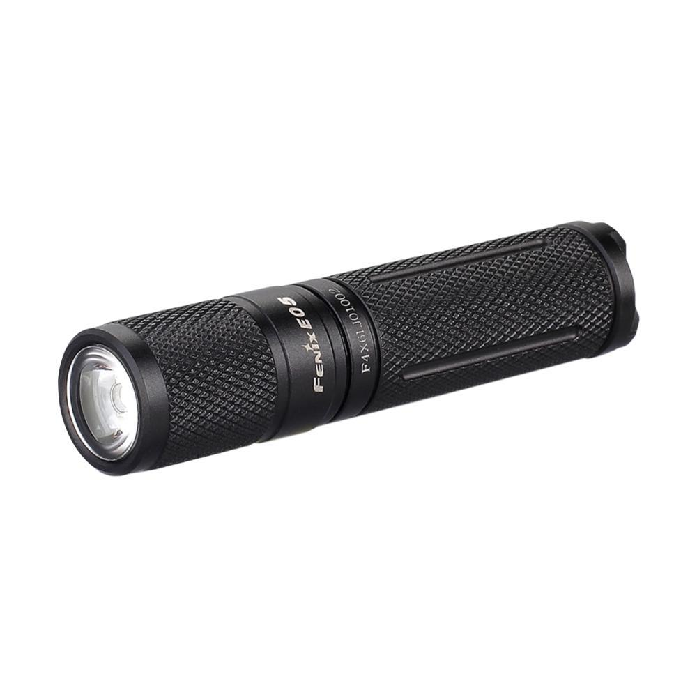Fenix E05 Flashlight BLACK