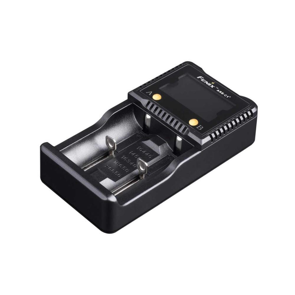 Fenix 2- Bay Digital Battery Charger
