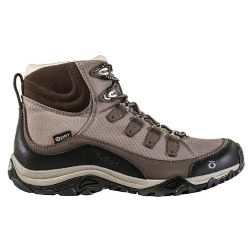 Oboz Women's Juniper Mid B-Dry Hiking Boots Mocha