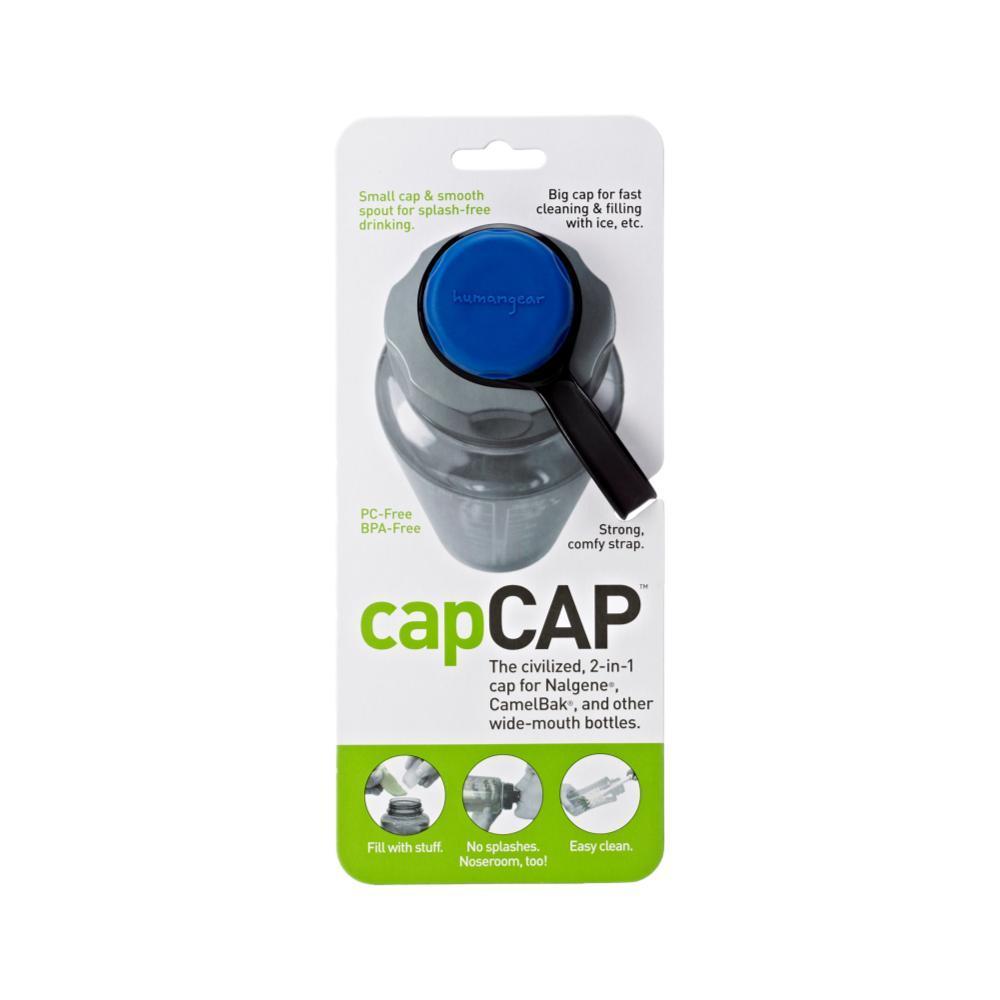 humangear capCAP - 63mm BLU/GRY