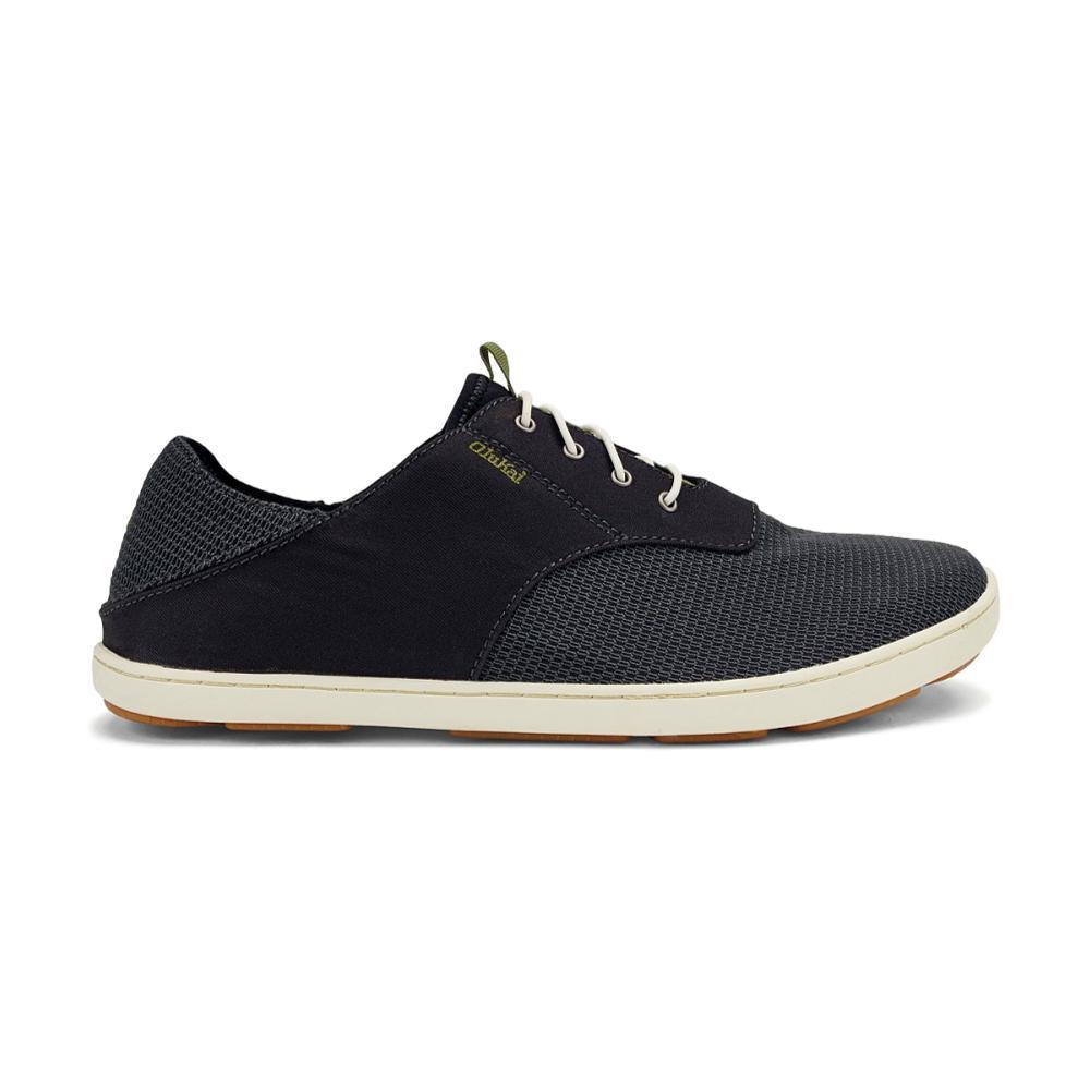 OluKai Men's Nohea Moku Shoes BLK.BLK