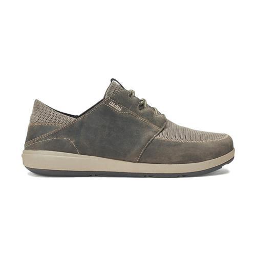 OluKai Men's Makai Lace Shoes Clay.Kona_1028