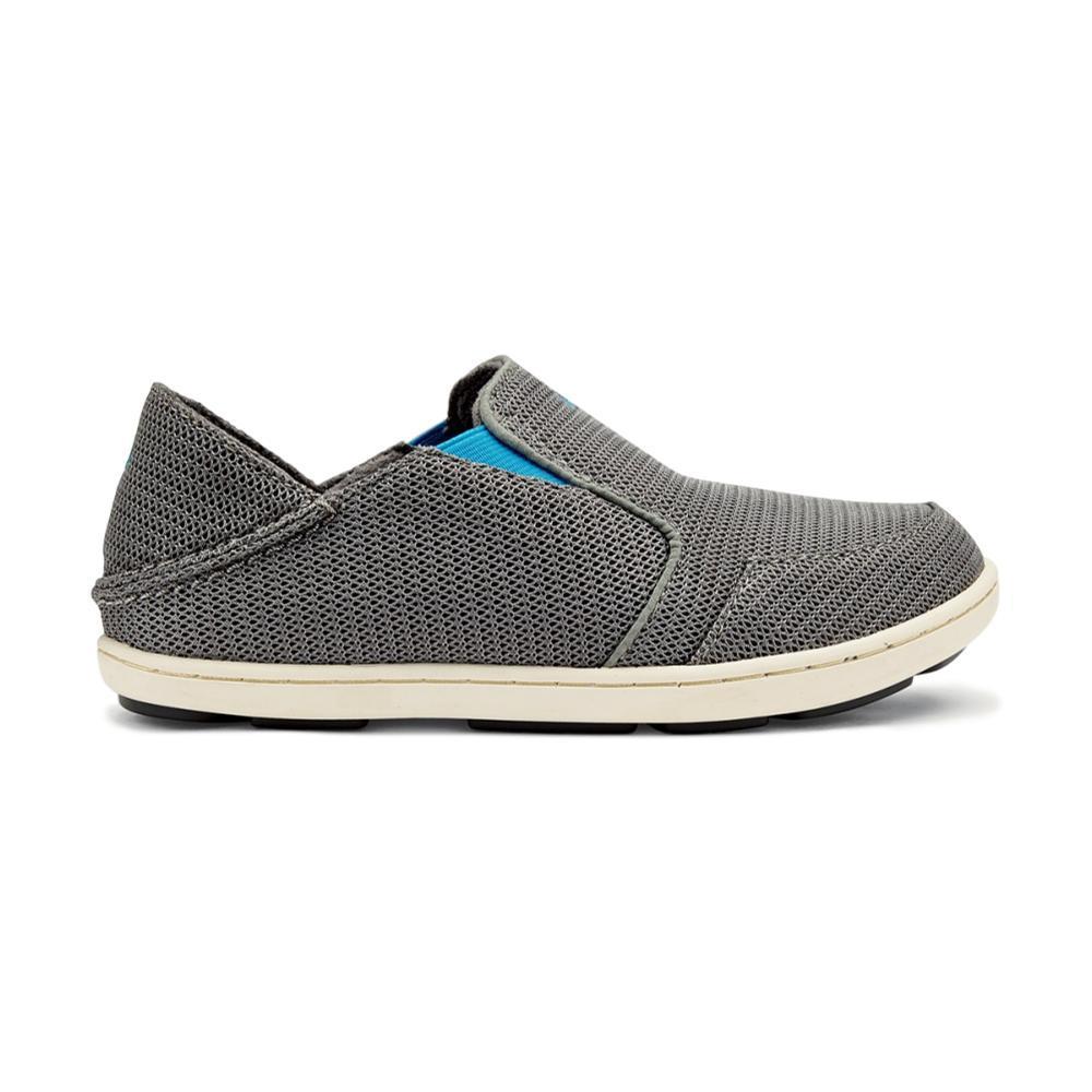 OluKai Boys Nohea Mesh Shoes GREY_SCUBA