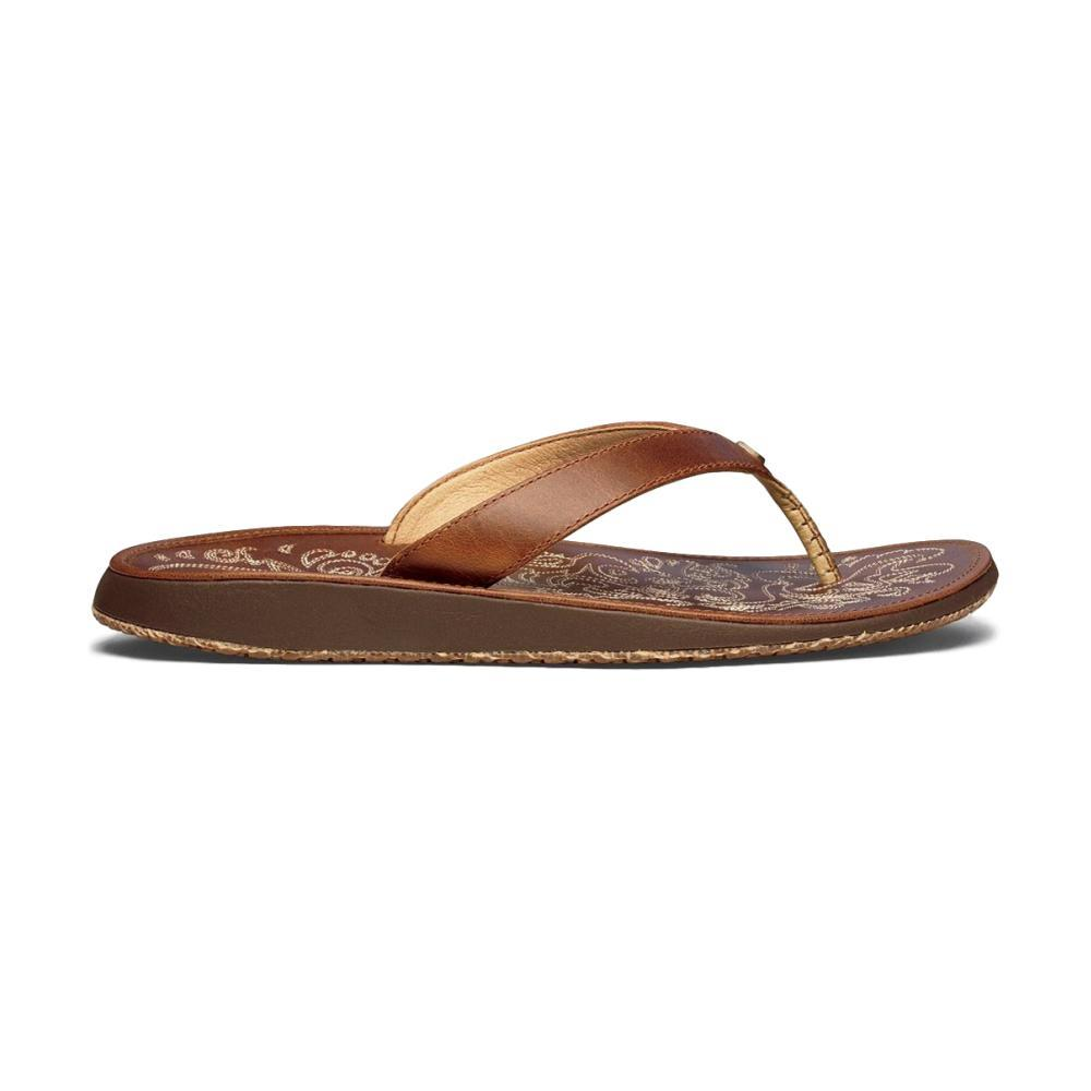 OluKai Women's Paniolo Sandals NATURAL