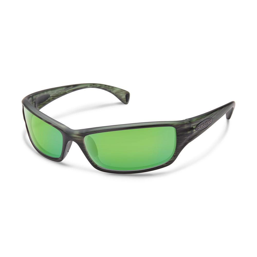 Suncloud Hook Sunglasses MTT.GRN.STRP