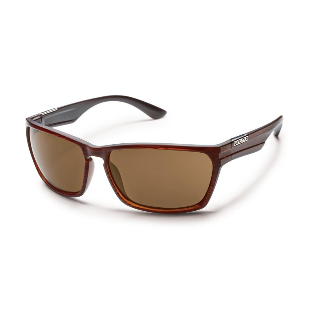 Suncloud Cutout Sunglasses BROWN