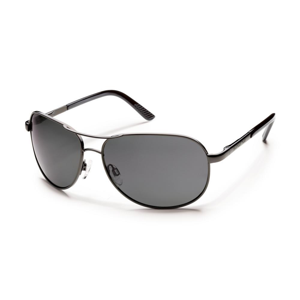 Suncloud Aviator Sunglasses GUNMETAL