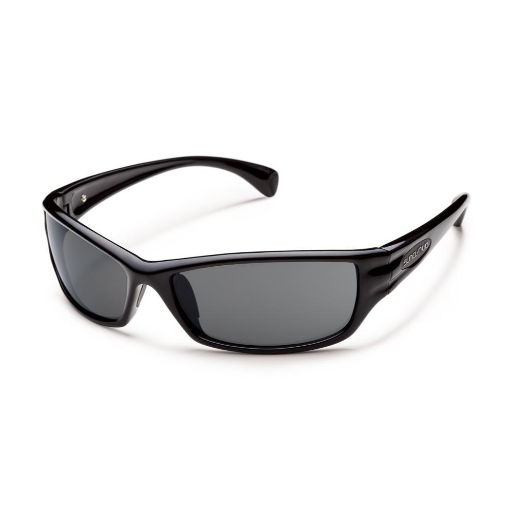 Suncloud Hook Sunglasses BLACK