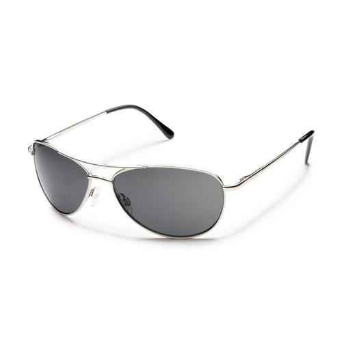 Suncloud Patrol Sunglasses Silver