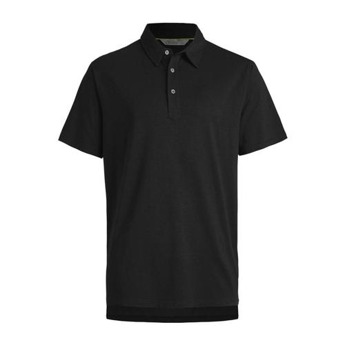 tasc Men's Air Stretch Polo Black