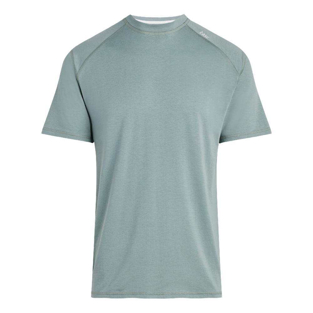 tasc Men's Carrollton Performance Crew T-Shirt SLATE_31