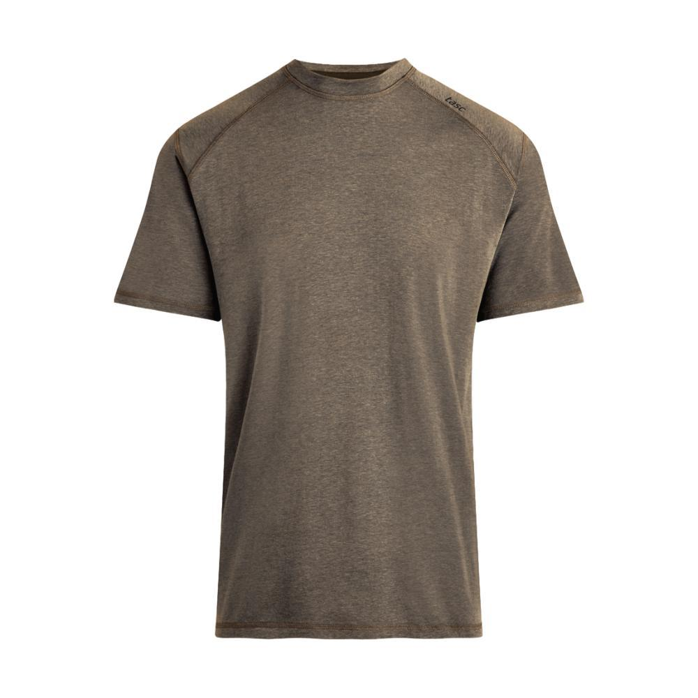 tasc Men's Carrollton Heather Performance Crew T-Shirt BARKHTR212