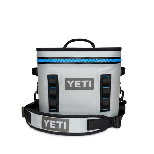 YETI Hopper Flip 12 Soft Cooler Fog_gray