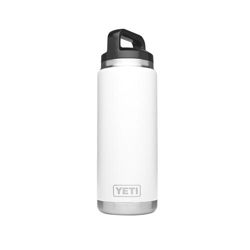 YETI Rambler 26oz Bottle White