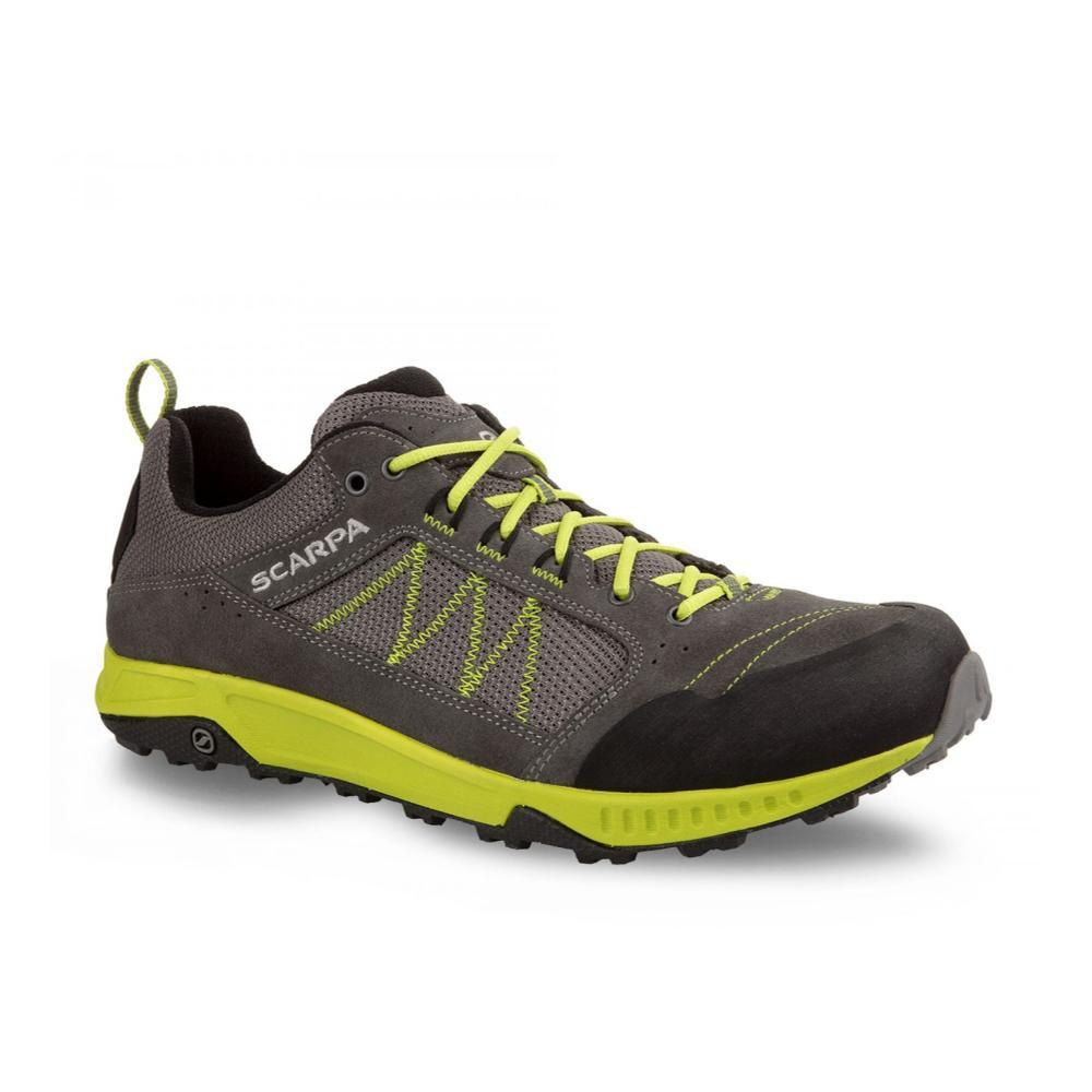 Scarpa Men's Rapid Trail Shoes GRY/GRN