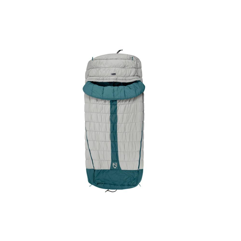 NEMO Jazz Synthetic Sleeping Bag - 20R ALUMWAVE