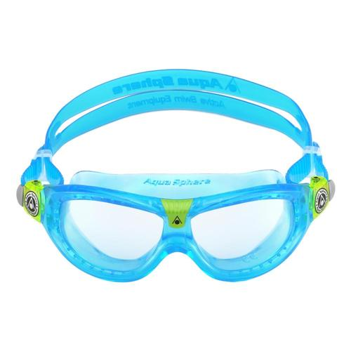 Aqua Sphere Seal Kid 2 Swim Goggles Aqua