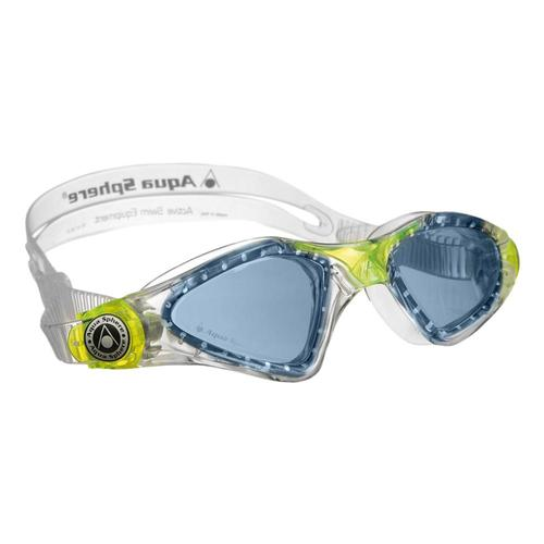 Aqua Sphere Kayenne Jr. Swim Googles Clear/Blu