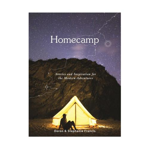 Homecamp by Doron Francis and Stephanie Francis