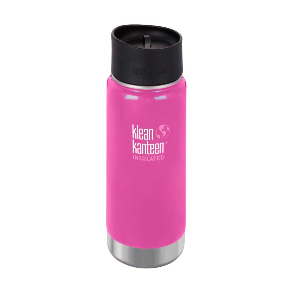 Klean Kanteen Wide Insulated Bottle w/Cafe Cap - 16oz WILD_ORCHID