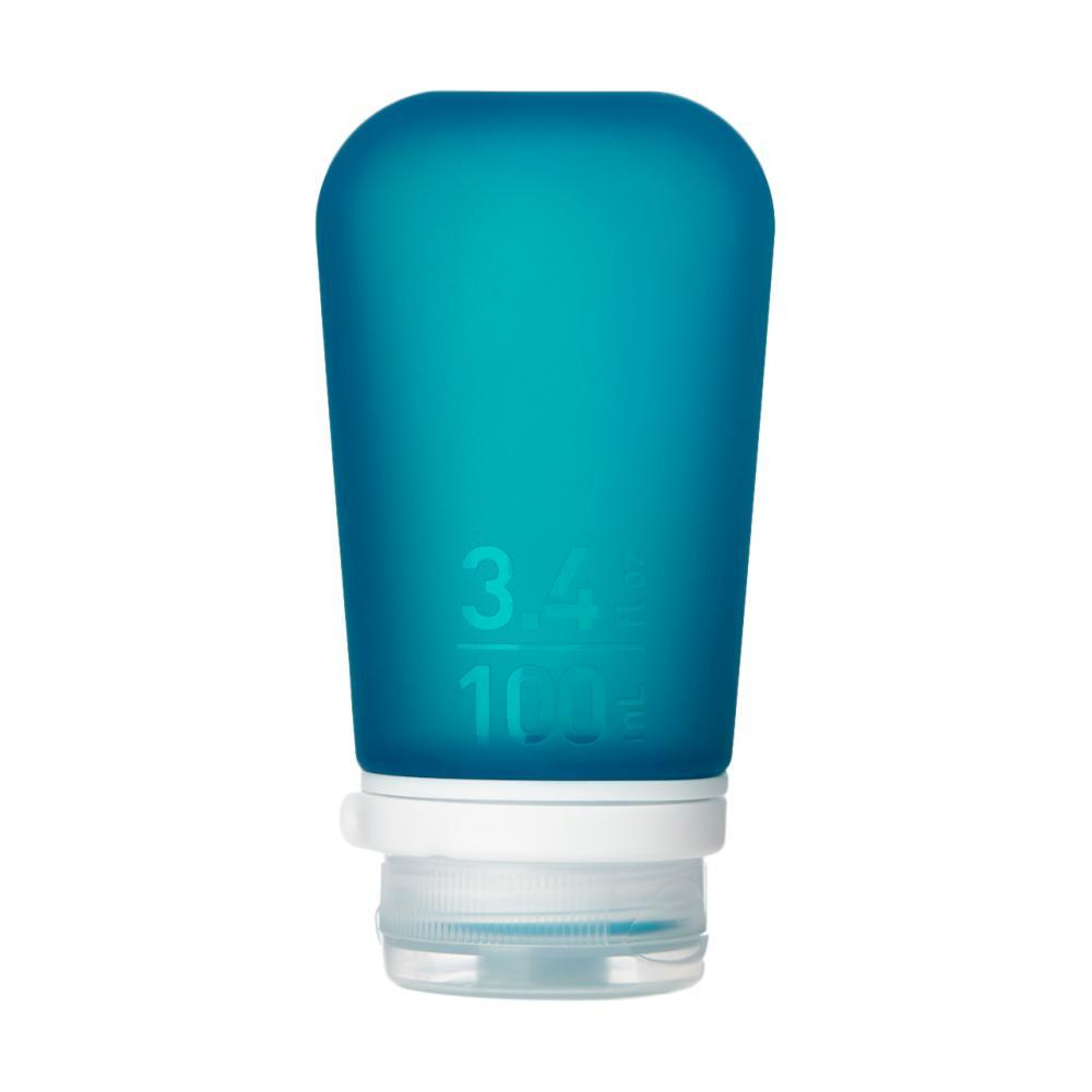 humangear GoToob+ 3.4oz Silicone Bottle TEAL