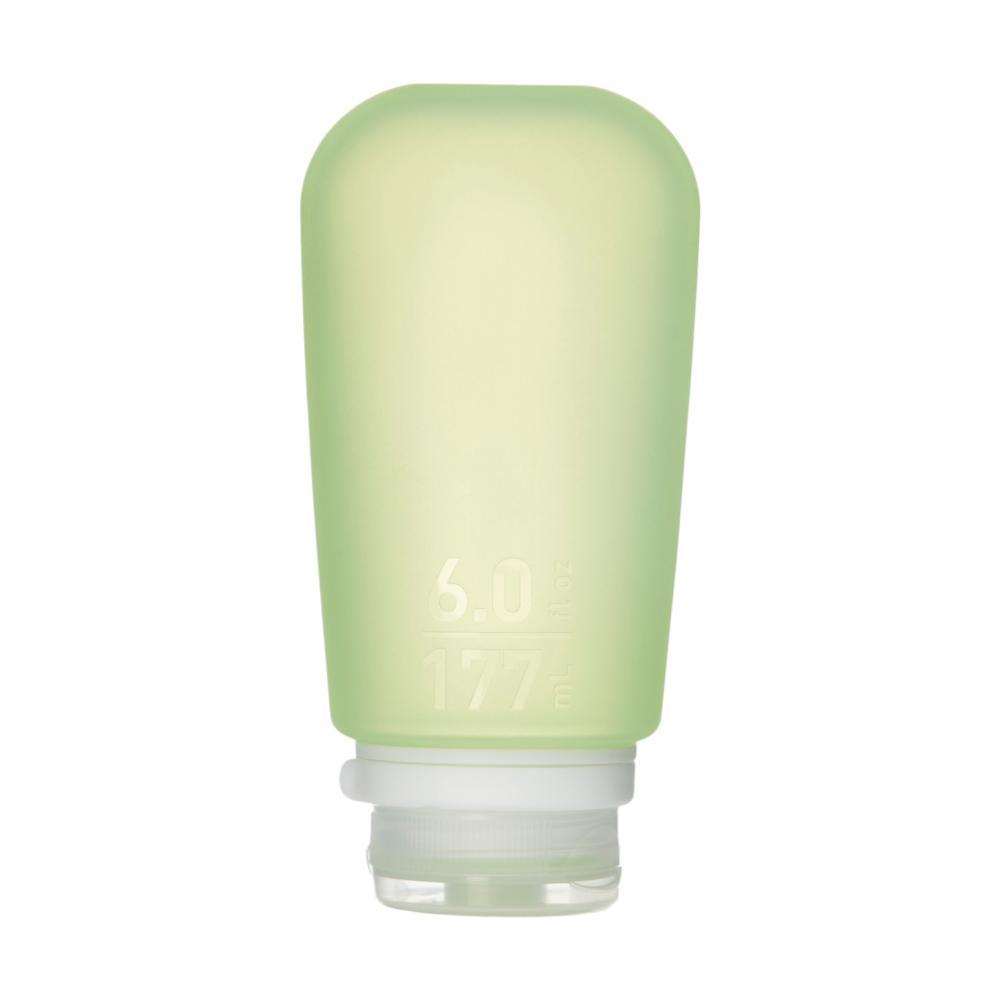 humangear GoToob+ 6oz Silicone Bottle GREEN