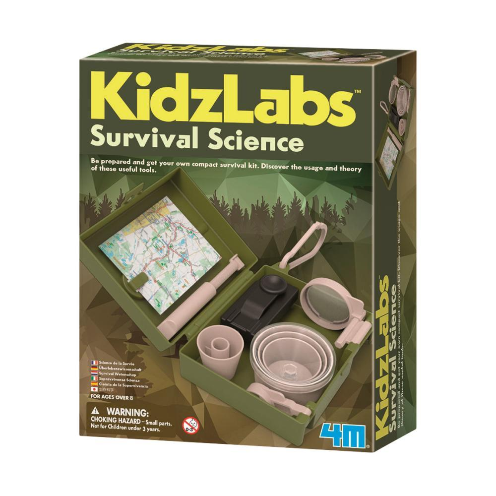 Toysmith Kidzlabs Survival Science