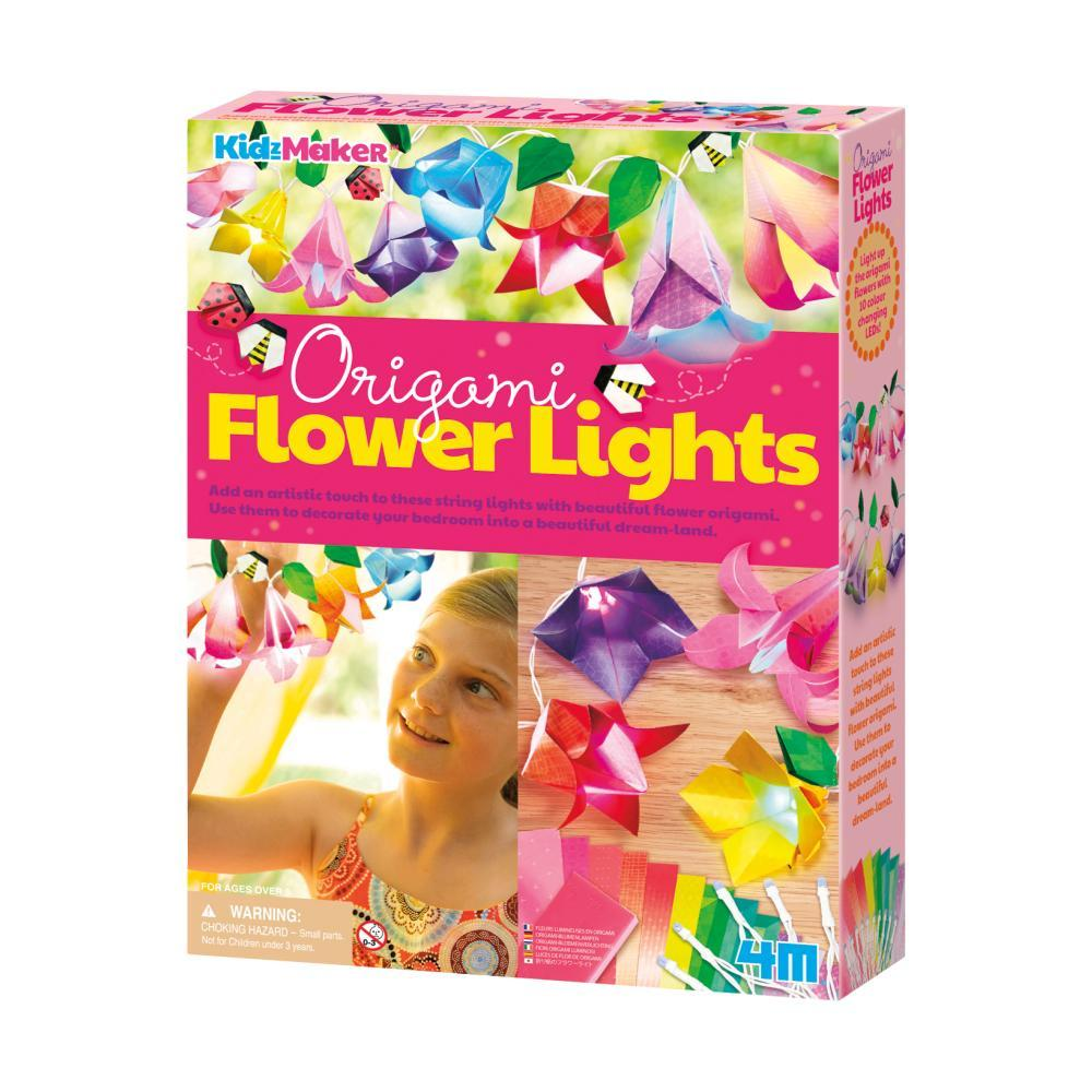 Toysmith Origami Flower Lights