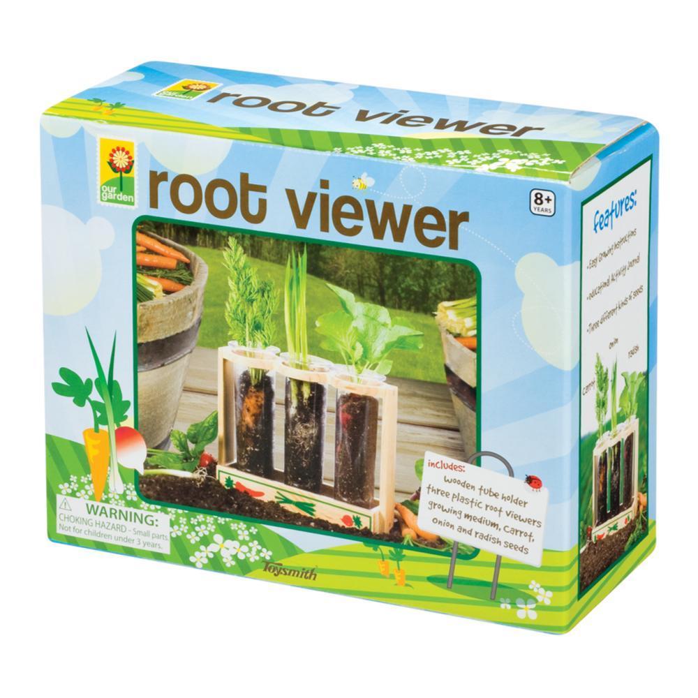 Toysmith Our Garden Root Viewer