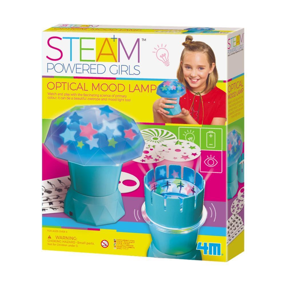4m Steam Optical Mood Lamp