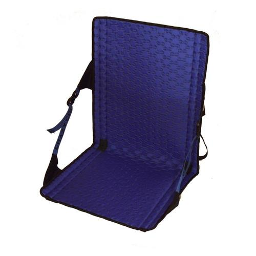 Crazy Creek HEX 2.0 LongBack Chair Blk/Royal