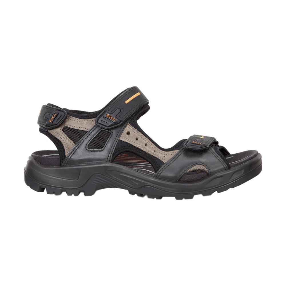 ECCO Men's Yucatan Sandals BLK.MOL_50034