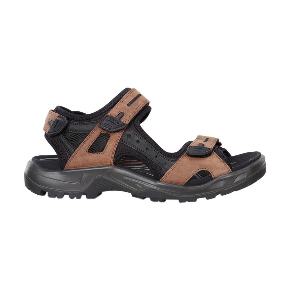 ECCO Men's Yucatan Sandals BSN.BLK_52340