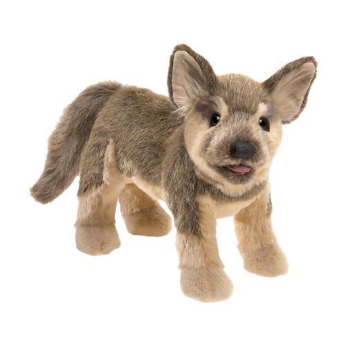 Folkmanis German Shepherd Puppy Hand Puppet