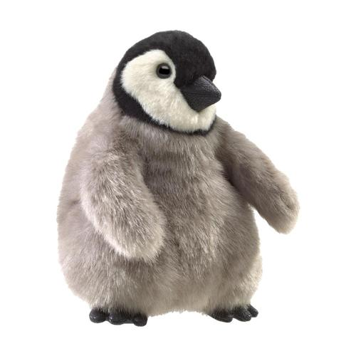 Folkmanis Baby Emperor Penguin Hand Puppet