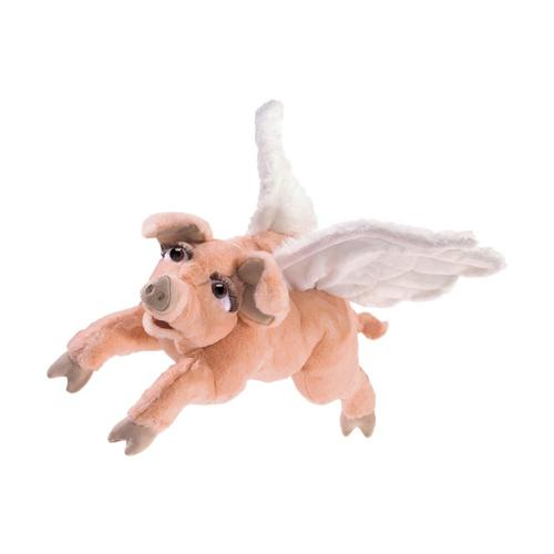 Folkmanis Flying Pig Hand Puppet