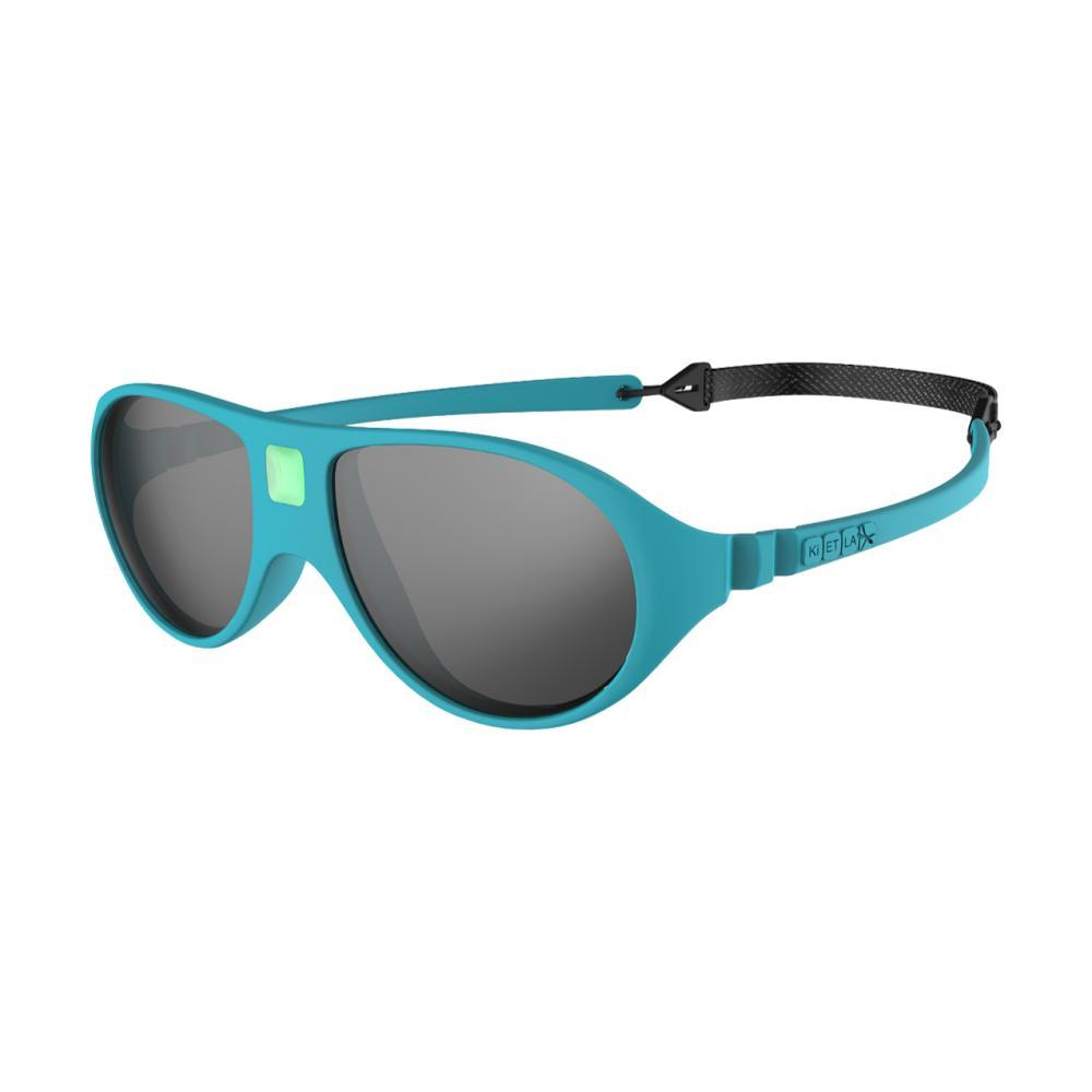 Ki ET LA Kids Jokaki Sunglasses 12-30m PEACOCKBLUE