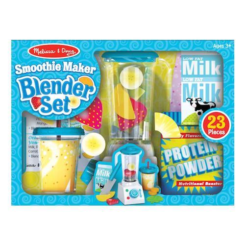 Melissa & Doug Smoothie Maker Blender Set