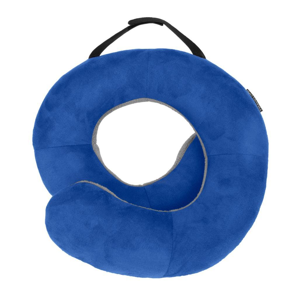 Travelon Deluxe Wrap-N-Rest Travel Pillow COB/GRY
