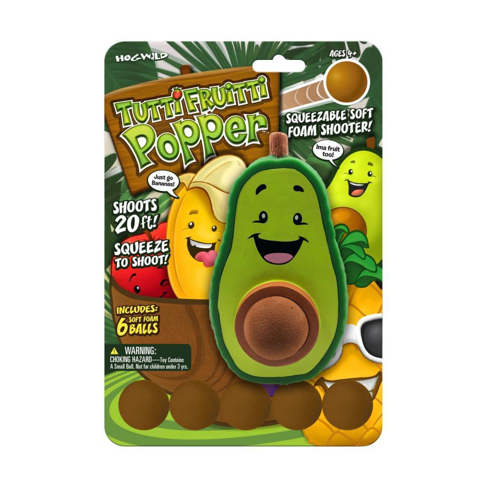 Hog Wild Tutti Frutti Avocado Popper