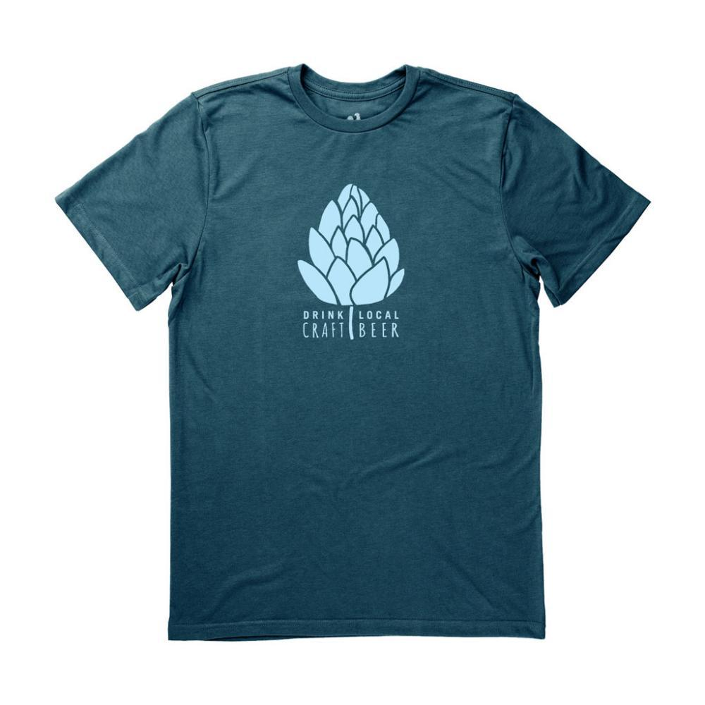 Locally Grown Unisex Craft Beer Tee RIDGELINE