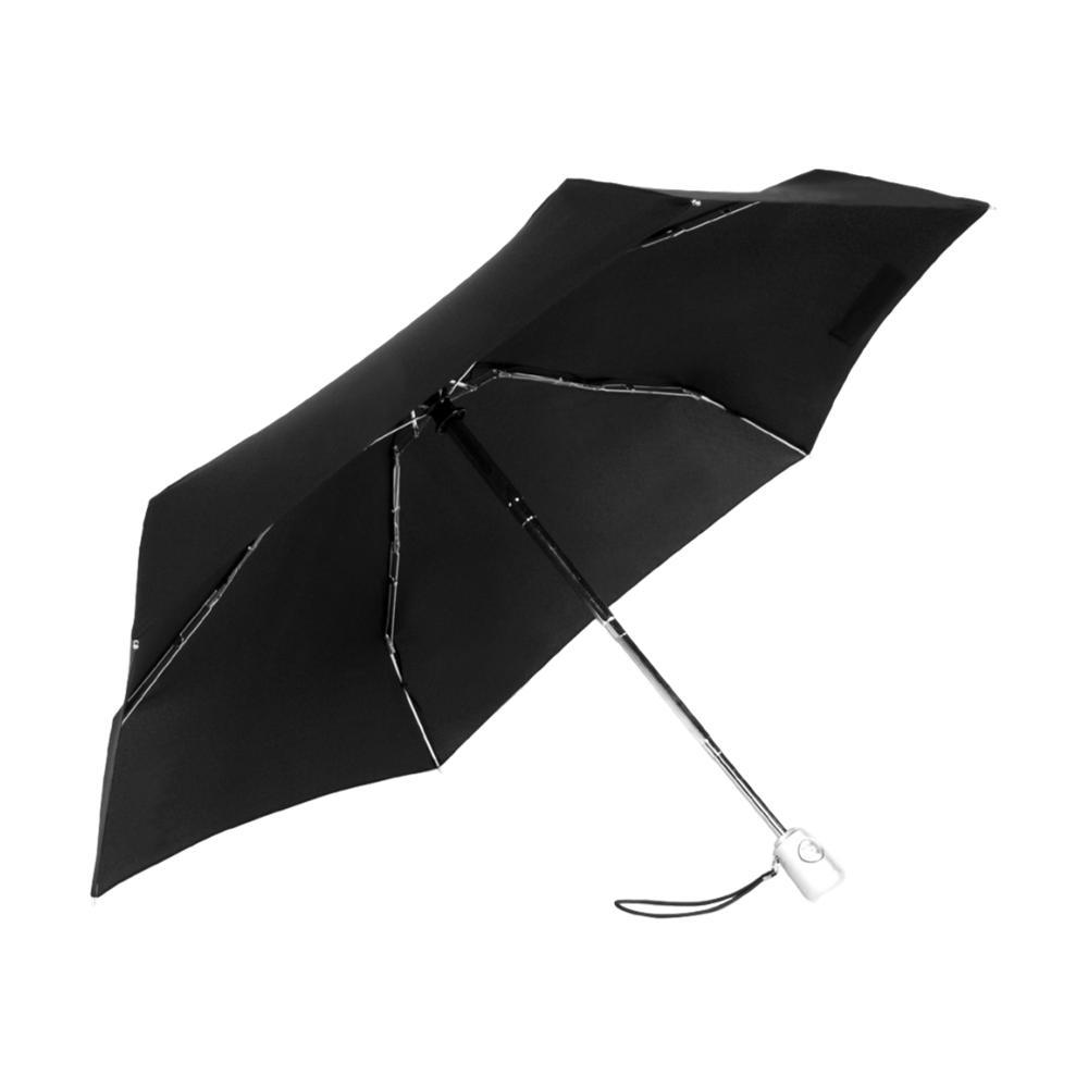 ShedRain RainEssentials Auto Open and Close Compact Mini Umbrella BLACK