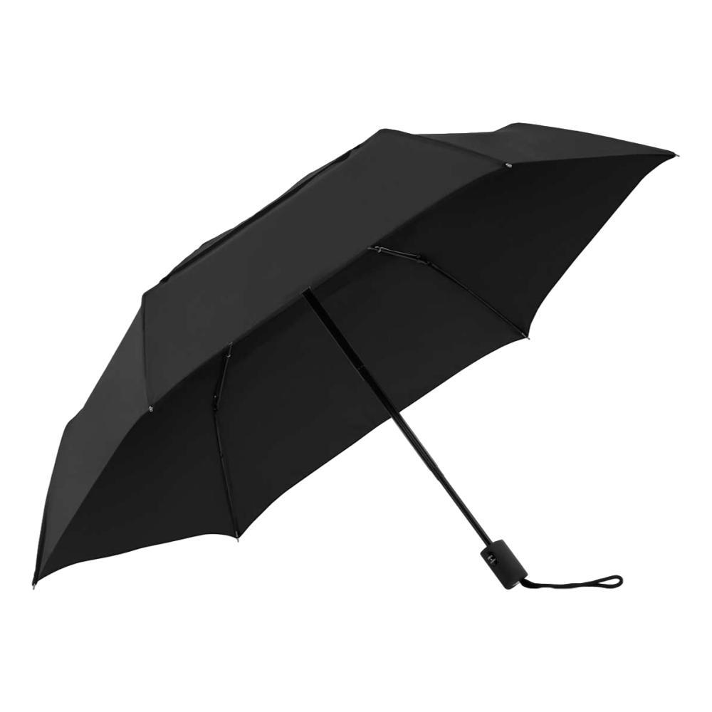 ShedRain WindPro Flatwear Auto Open and Close Compact Wind Umbrella BLACK