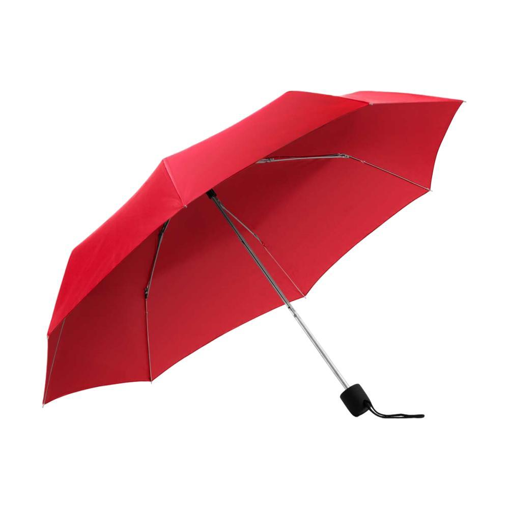 ShedRain Fashion Mini Manual Compact Umbrella RED