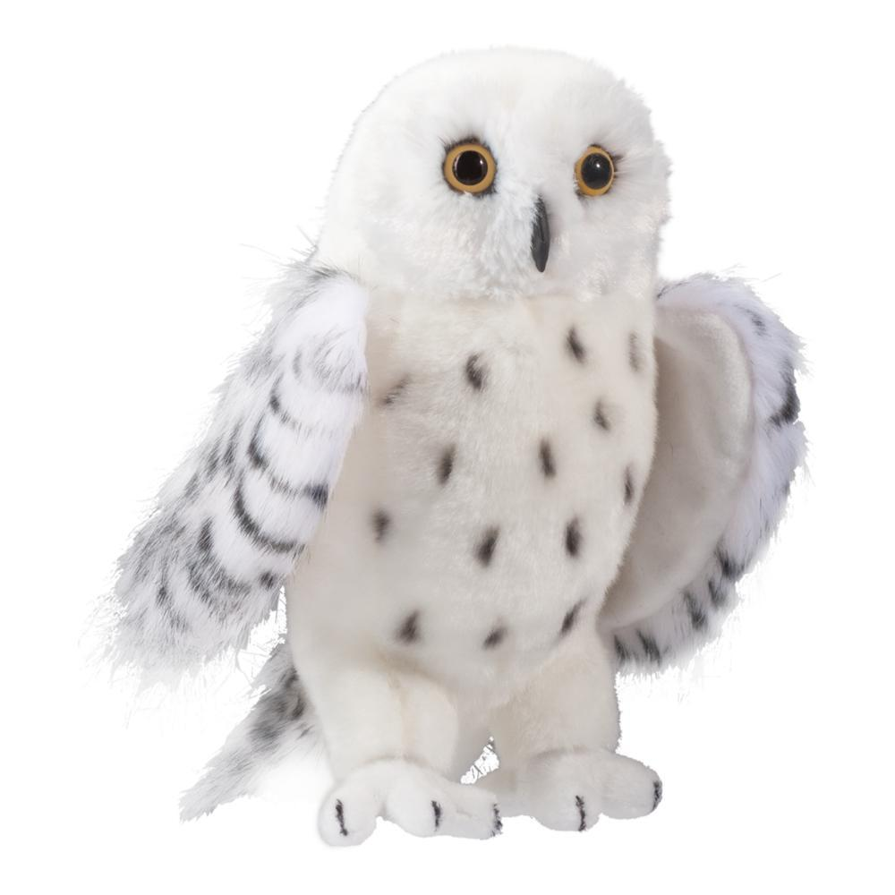 Douglas Toys Legend Snowy Owl Stuffed Animal
