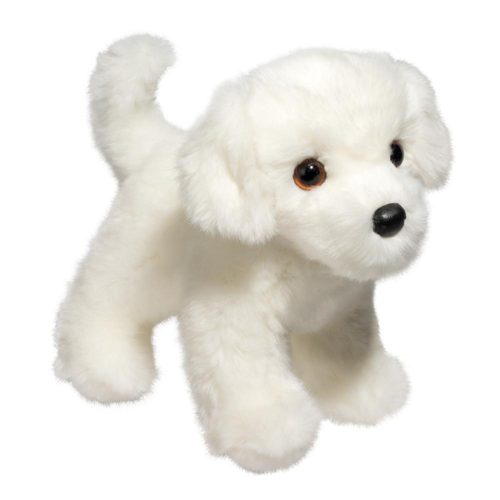 Douglas Toys Baily Bichon Stuffed Animal BICHON